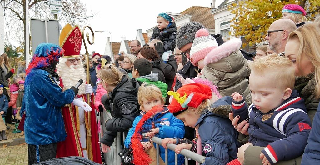 Sinterklaas 2013-2018