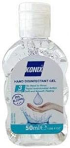 Konix Desinfecterende Handgel 50ml